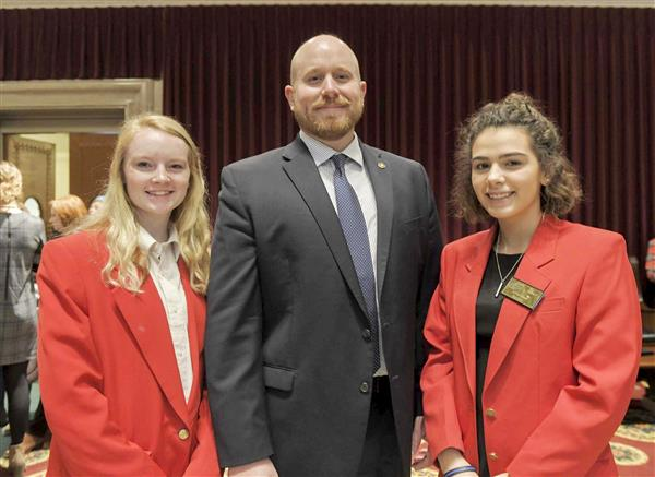 FCCLA Legislative Shadowing Project