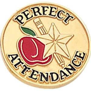 Perfect attendance image