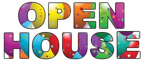 Open House words